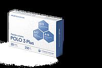 ПОЛО 3 Плюс 20 (Polo 3 Plus) мужское здоровье простата, семенники, надпочечники. Пептидный комплекс