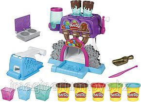 Большой набор пластилина Play-Doh «Конфетная фабрика»