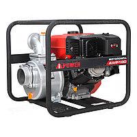 Мотопомпа бензиновая A-iPower AWP100 / 9.5кВт / 91м³/ч