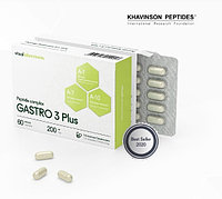 ГАСТРО 3 Плюс 60 (Gastro 3 Plus), пищеварительная система печень, желудок, поджелудочная же