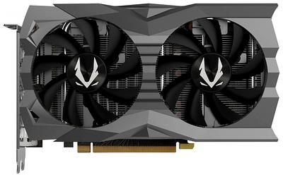 Видеокарта ZOTAC GeForce GTX 1660 SUPER AMP 6GB (ZT-T16620D-10M)