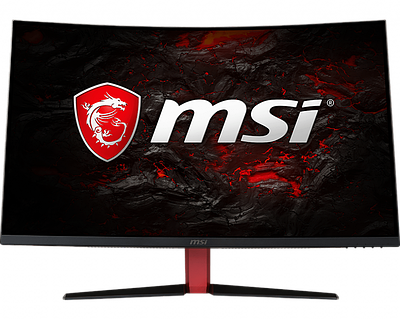 """Монитор 31.5"""" MSI Optix AG32CQ, Black-Red"""