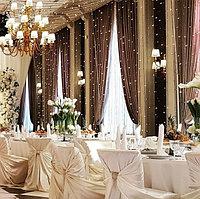 Услуги светового оформление ресторана (элементы интерьера, фасад, летник, беседки, территория)