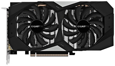 Видеокарта Gigabyte RTX 2060 OC, GeForce RTX2060, 1755MHz/14000MHz, 192bit, 6 Gb GDDR6, HDMI, 3xDP
