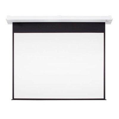 Экран моторизованный Deluxe DLS-I244-183, белый