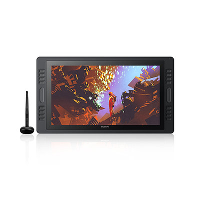 Графический планшет Huion Kamvas Pro 20, черный
