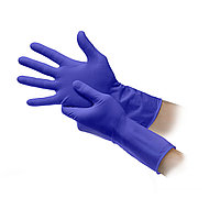 Перчатки, нитриловые, нестерильные