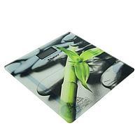 Весы напольные Sakura SA-5072S, электронные, до 180 кг, рисунок 'бамбук'