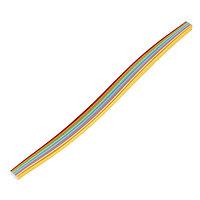 Бумага для квиллинга 'Радуга', 10 цветов, (набор 100 шт) 7 мм х 300 мм, 80 г/м2 (комплект из 2 шт.)