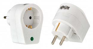 Сетевой фильтр TrippLite/TLP1G/1 розет./16 А/Surge Protector/Schuko/220-250 В/White