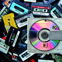 Перезапись с кассет и минидисков