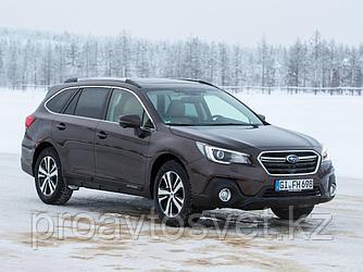 Доводчик дверей (присоски) для Subaru Outback (2017-2018)