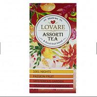 "Набор чая Lovare ""Ассорти"", 4 вкуса, 24 пакетика, ассорти"