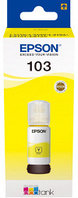 Чернила Epson C13T00S44A 103 EcoTank для L3100/L3101/L3110/L3150  жёлтый