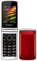 Мобильный телефон Texet TM-404 красный
