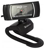 Веб камера Defender G-LENS 2597 черный