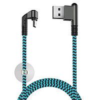 Кабель OLMIO  X-Game Neo USB 2.0 - micro USB голубой