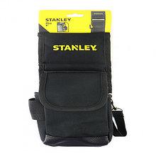 Сумка для инструмента поясная нейлоновая черно-серая STANLEY арт.1-93-329