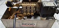 Электрический испытательный гидравлический насос опрессовщик RIDGID 1460-Е 40атм