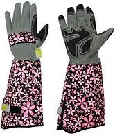 Перчатки садовые для Роз длинная манжета