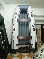 Лодка надувная ORCA 325 НДНД СЕР-ЧЁР
