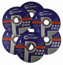 Диск шлифовальный по металлу и нерж.стали CUTOP Profi  230 х6,0 х22.2мм арт.39995т