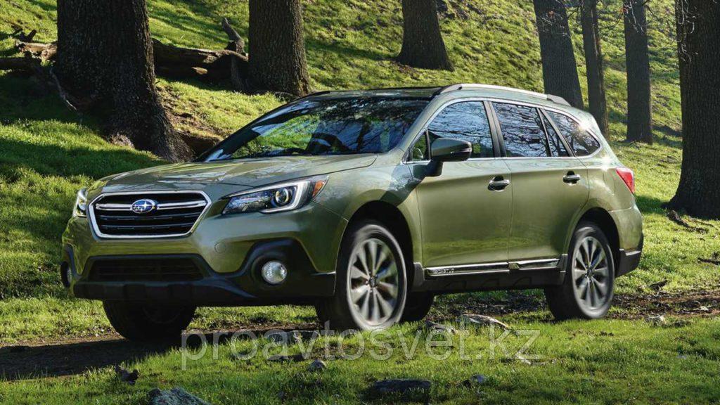 Доводчик дверей (присоски) для Subaru Outback (2019-2020)