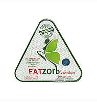 Fatzorb Premium Natural ( Фатзорб премиум) 36 капсул.  Треугольник жесть.  Новинка 2021.  Похудение