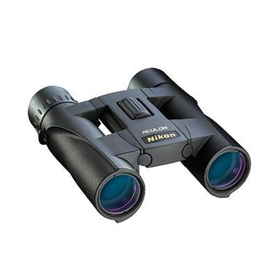 Бинокль Nikon Aculon A30 10x25, 10х, 25мм, чёрный