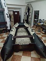ЛОДКА ORCA GT 400 НДНД
