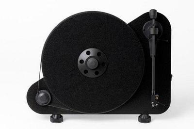 Проигрыватель виниловых пластинок Pro-Ject VT-E R черный