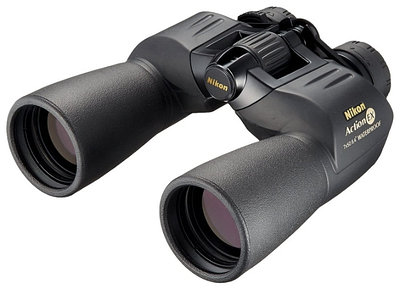 Бинокль Nikon Action EX 7x50 CF, 7x, 50мм, чёрный