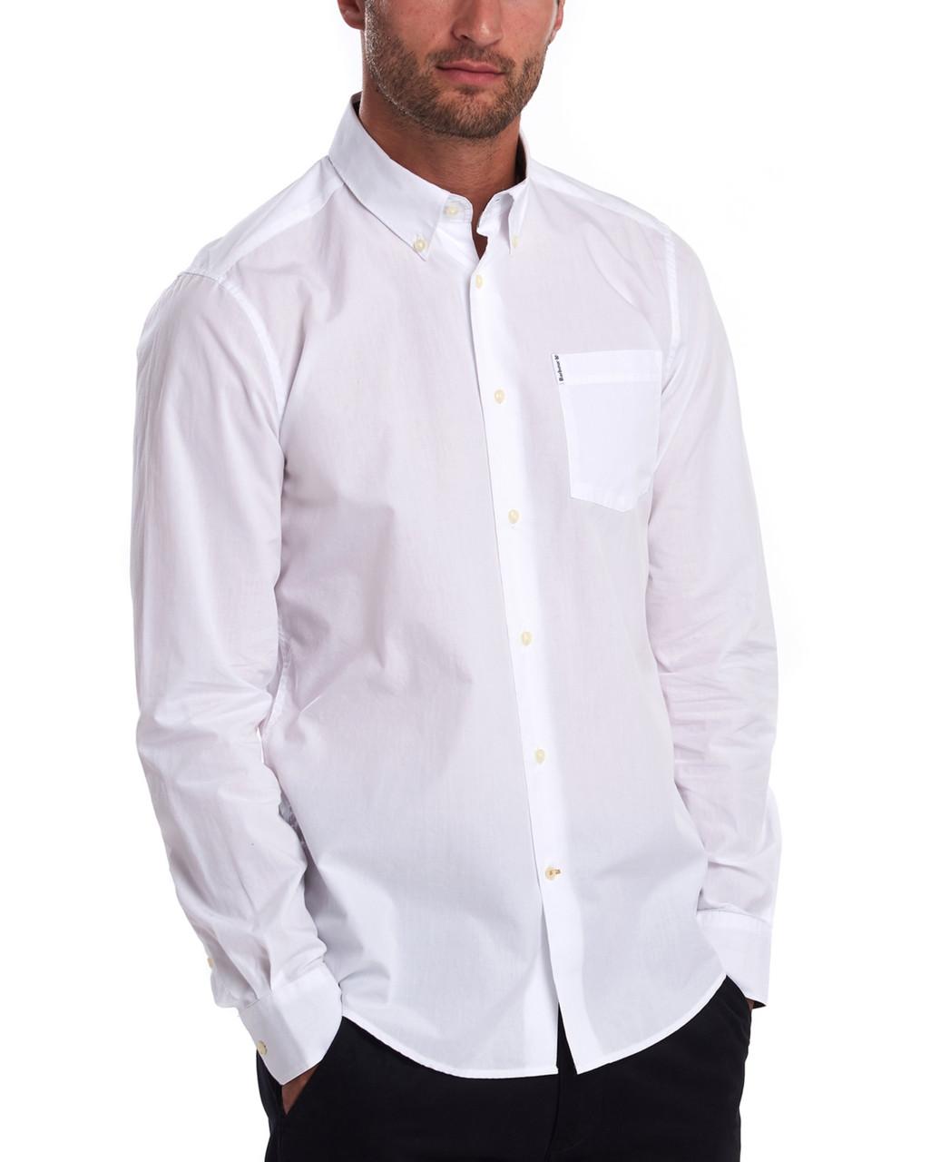 Barbour  Мужская рубашка-А4