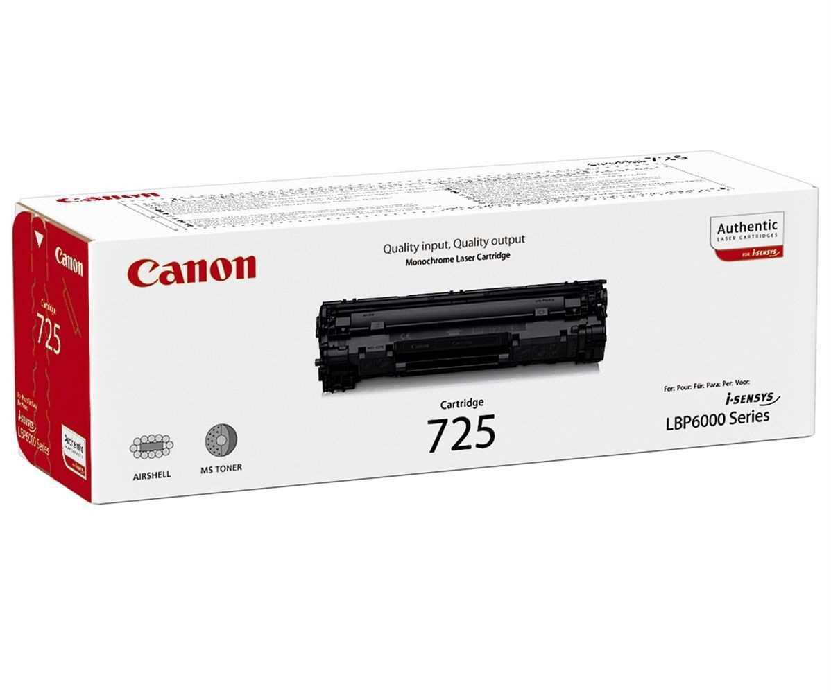 Картридж Canon 725 для LBP6000/MF3010 (3484B002)