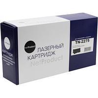 Тонер-картридж NetProduct (N-TN-2275) для Brother HL-2240R/2240DR/2250DNR/DCP-7060DR, 2,6K