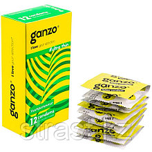 Презервативы Ganzo Ultra Thin ультратонкие (уп.12 шт, цена за 1 шт)
