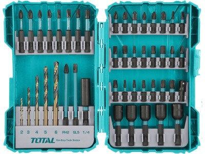 Набор инструментов Total TACSDL24502 45 предметов, фото 2