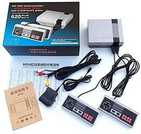 NES mini replica 620 встроенных игр  (реплика Dendy/NES classic mini)