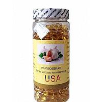 Капсулы с чесночным маслом Саньвэнькан 500 шт.