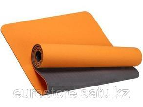 Коврик GO-SPORT GO-TPE6 оранжевый-черный