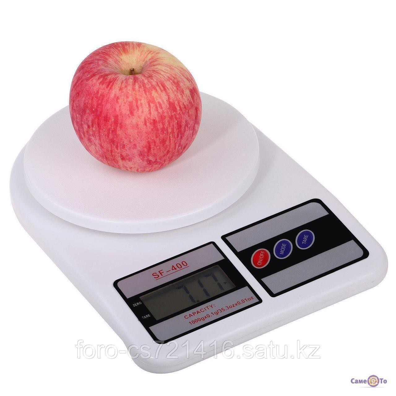 Кухонные электронные весы Tanita Electronic Kitchen Scale SF-400