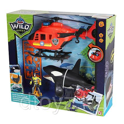 Chap Mei Wild Quest Касатка с вертолетом