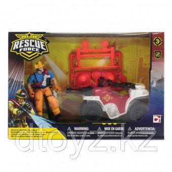 Chap Mei Спасательный отряд пожарной команды на квадроцикле
