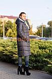 Теплый женский пуховик для еврозимы, фото 2