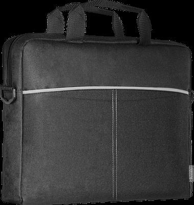 """Сумка для ноутбука Defender Lite 15.6"""" Черный/серый"""