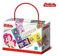 Домино «Для девчонок» Вaby Toys, фото 1