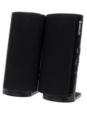 Колонки 2.0 Defender SPK-210 Черный