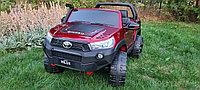Детский электромобиль Toyota Hilux Rugged DK-HL850 (лицензионный), фото 1