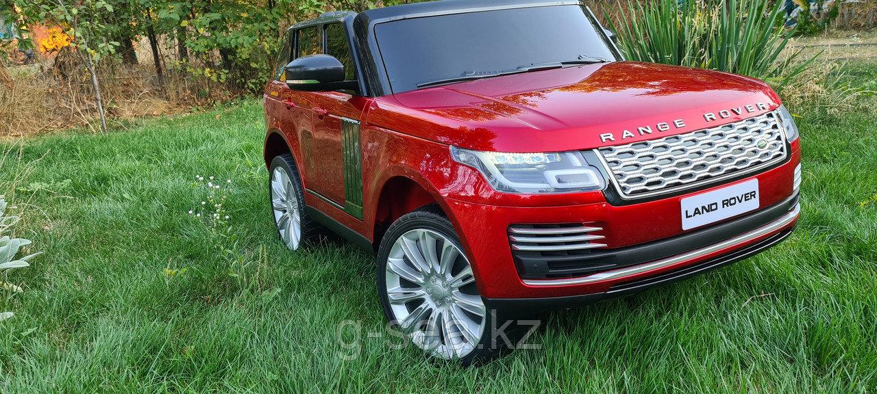 Детский электромобиль Range Rover 4WD DK RR 999 (лицензионный)