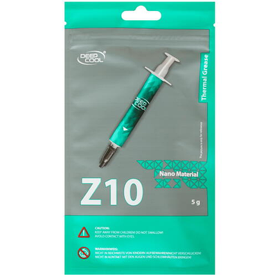 Термопаста Deepcool Z10 сини-серый
